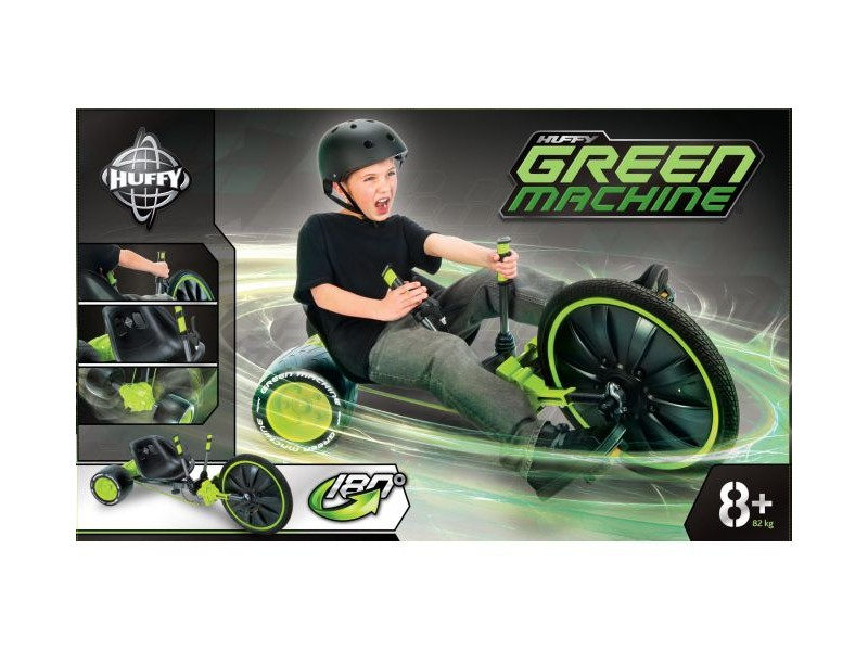 1. Green Machine