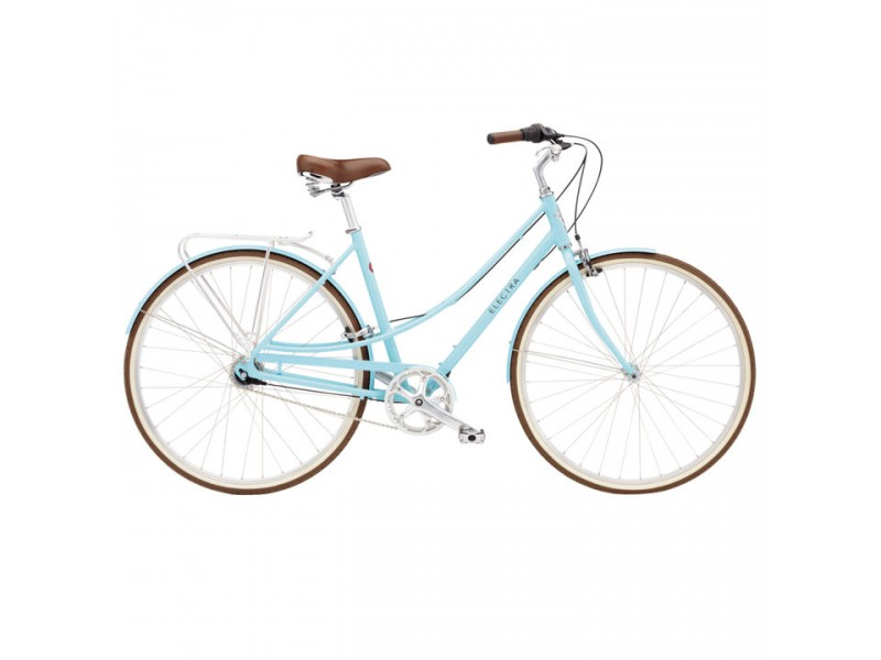 Damesfiets 28inch - Electra Loft 7i Ladies blizzard blue S