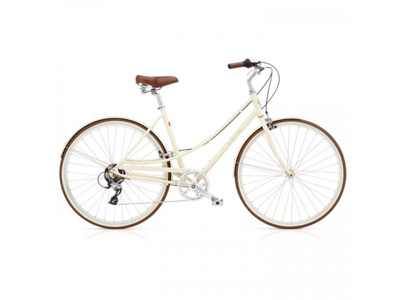 Damesfiets 28inch - Electra Loft 7D Ladies cream M