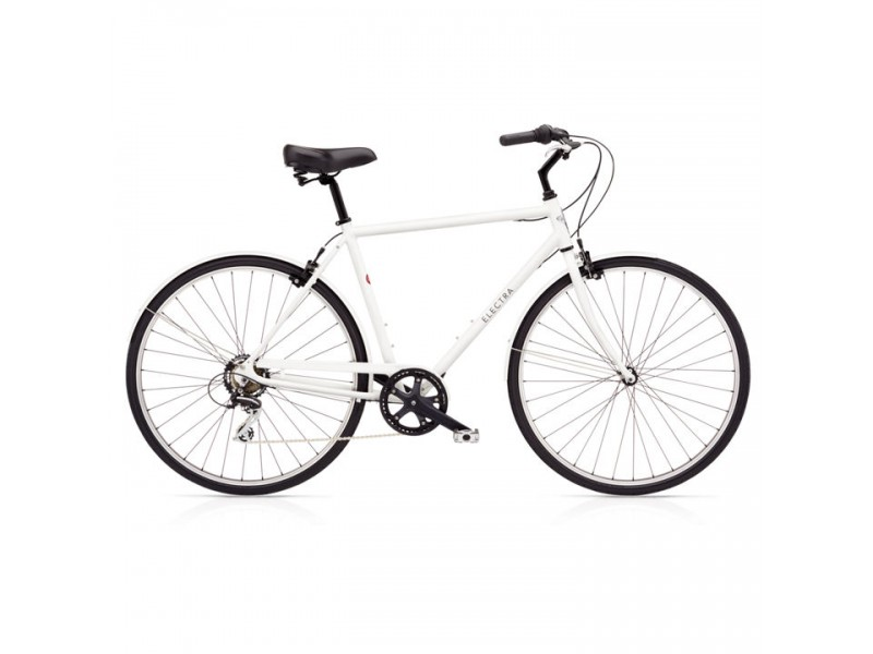 Herenfiets 28inch - Electra Loft 7D Mens white M