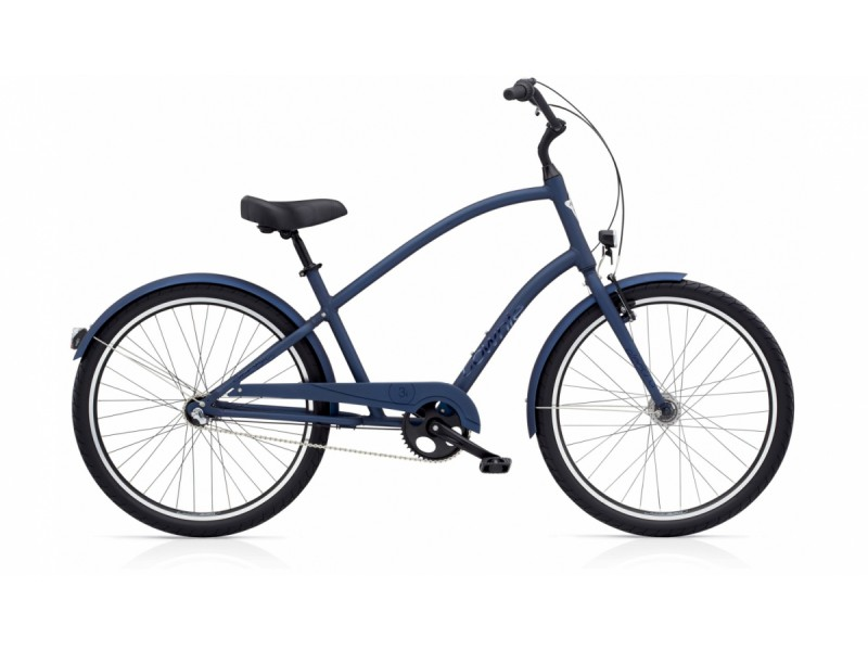 Herenfiets 26 inch - Electra Townie 3i EQ satin midnight blue