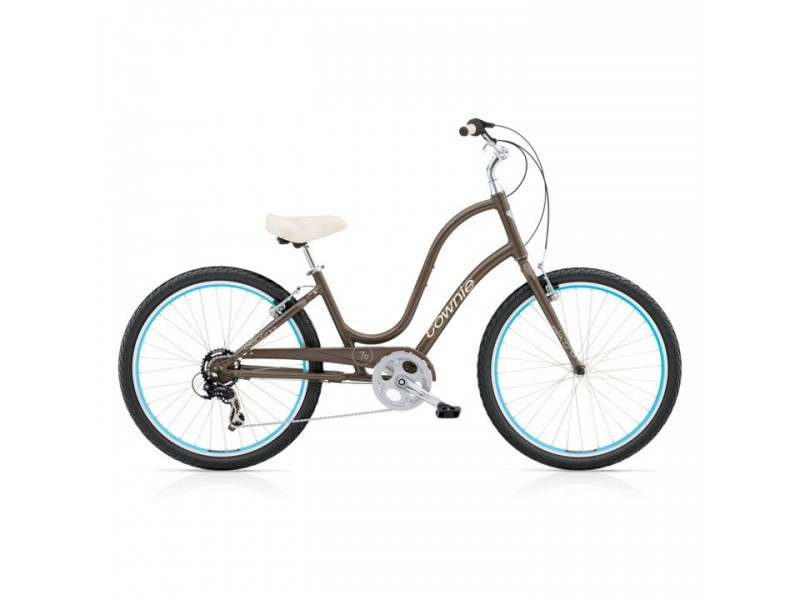 Damesfiets 26 inch - Electra Townie 7D Ladies quarz grey