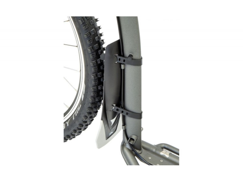 3. Kostka Footbike - Mushing Fun G5 Grey