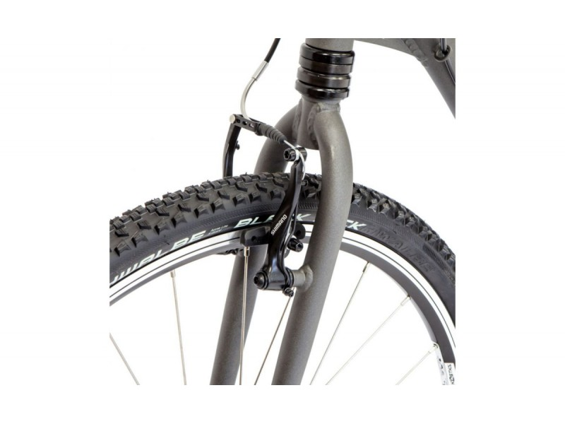 11. Kostka Footbike - Tour MAX Fold Dog G5 Mystic Grey