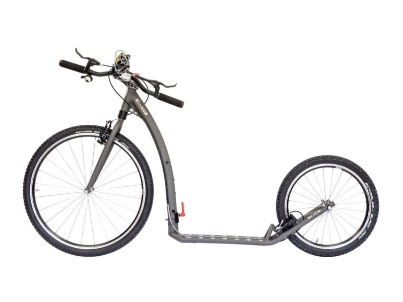 5. Kostka Footbike - Tour MAX Fold Dog G5 Mystic Grey