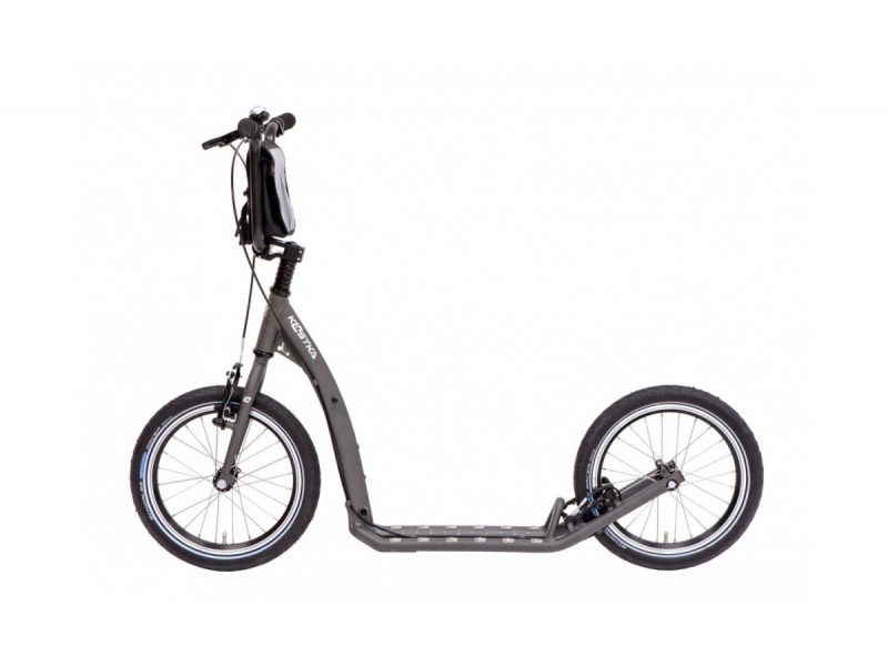1. Kostka Footbike - Street MAX G5 - Limited Edition Mystic Grey