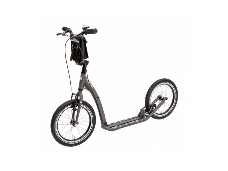 2. Kostka Footbike - Street MAX G5 - Limited Edition Mystic Grey