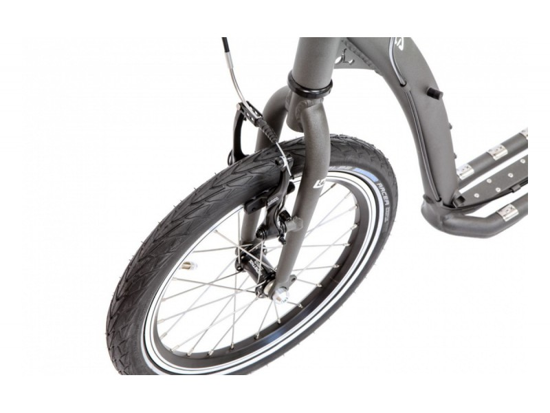 3. Kostka Footbike - Street MAX G5 - Limited Edition Mystic Grey