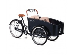 Johnny Loco bakfiets zitje - Extra seat  complete set