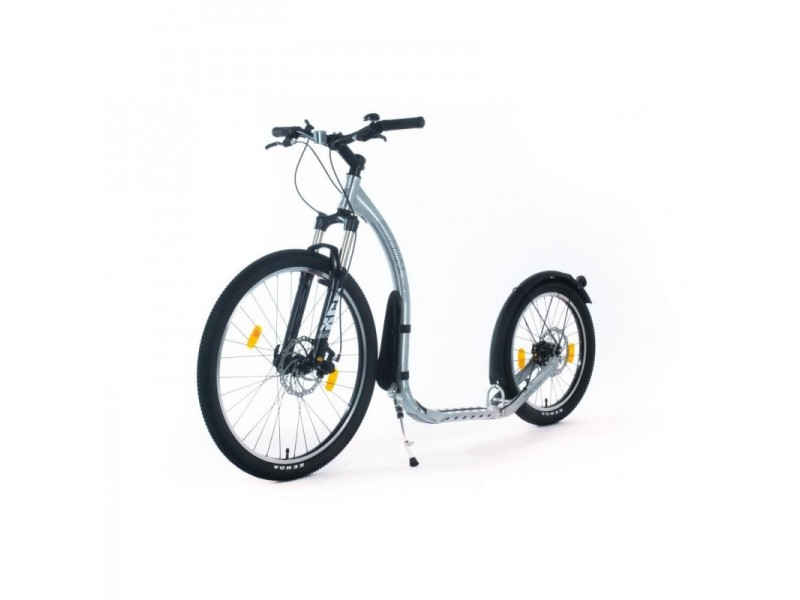 Kickbike step - Cross Max 20 Disc Aluminium