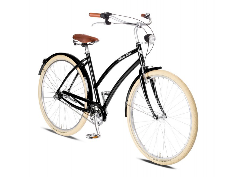 Johnny Loco Urban Cruiser - Vienna Woman 3spd