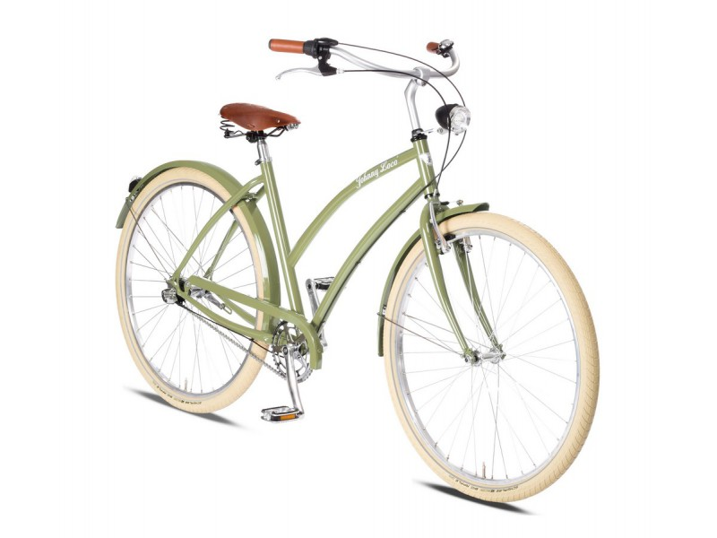 Johnny Loco Urban Cruiser - Lima Woman 3spd
