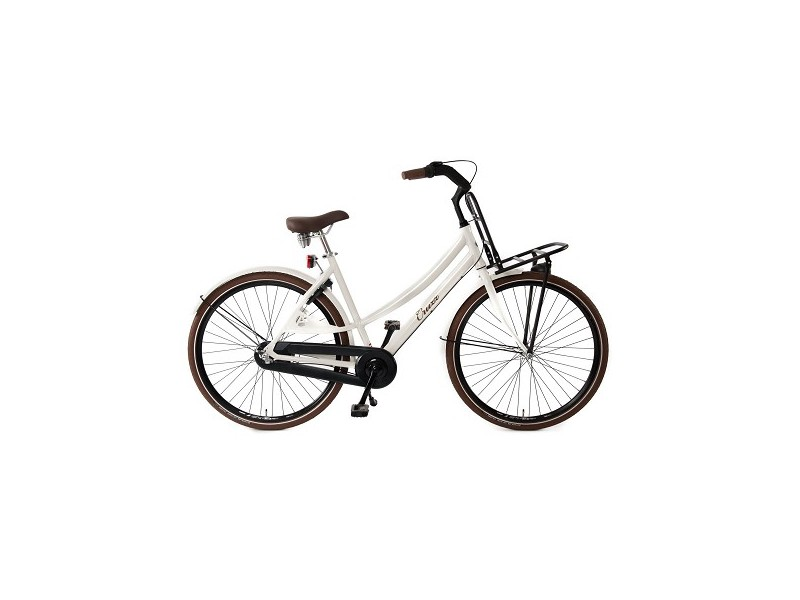 Damesfiets 28inch - Avalon Cruzz 3spd wit