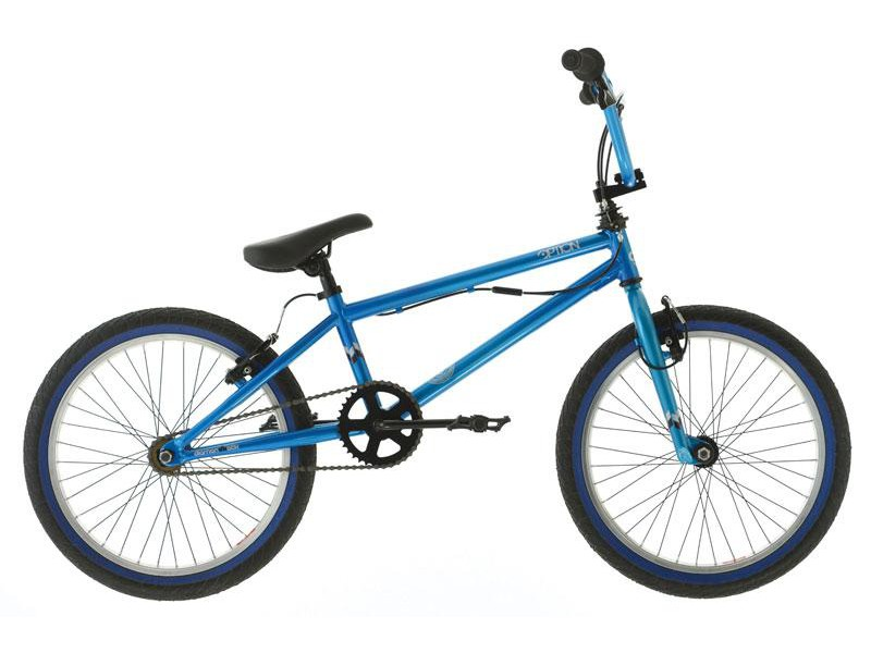 Freestyle BMX 20 inch - Diamondback Option blauw