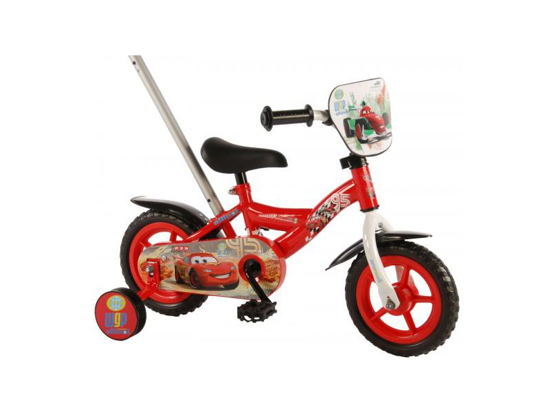 Kinderfiets 10 inch - Disney Cars