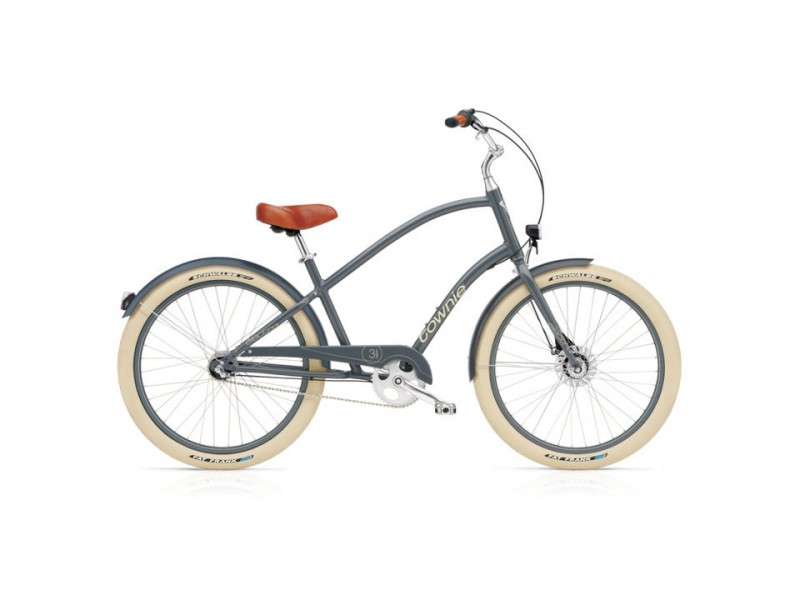 Herenfiets - Electra Townie 3i EQ Balloon Slate men