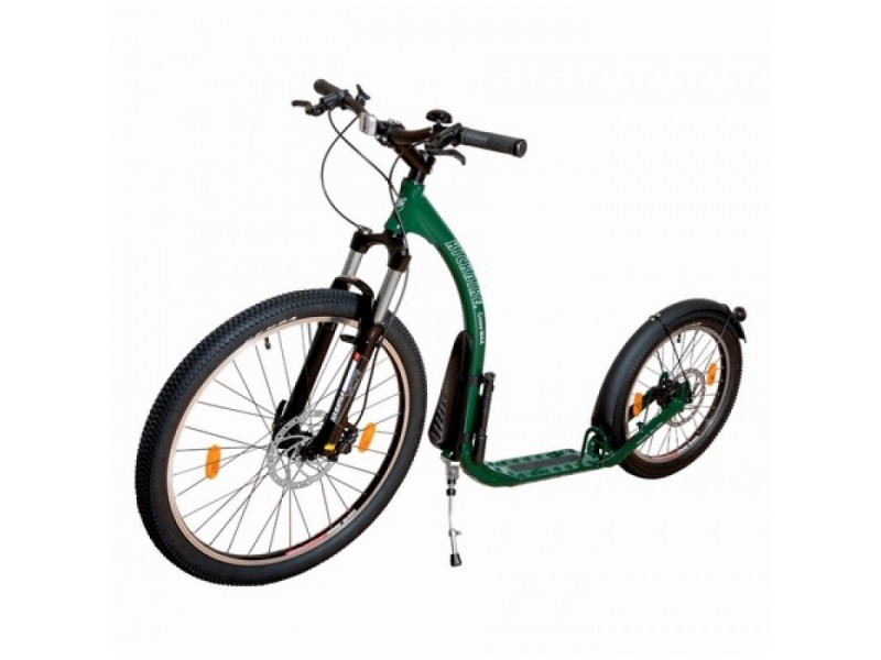 Kickbike step - Cross MAX 20HD green