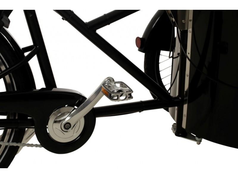 Elektrische Bakfiets Nihola Flex V Brake E Bike