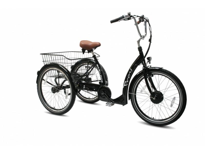 volwassen driewieler elektrisch troy e bike easy ride. Black Bedroom Furniture Sets. Home Design Ideas